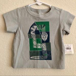 Tea collection snake shirt